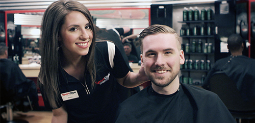 Sport Clips Haircuts of Woodinville Haircuts